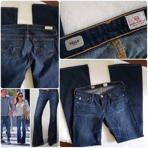 Adriano Goldschmied Belle Flare Jeans Sz 28